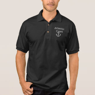 Atlantisches Küstenanker Kanada-Shirt Poloshirt