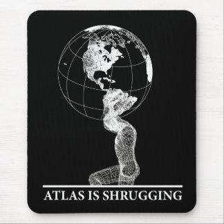 Atlas Mousepads