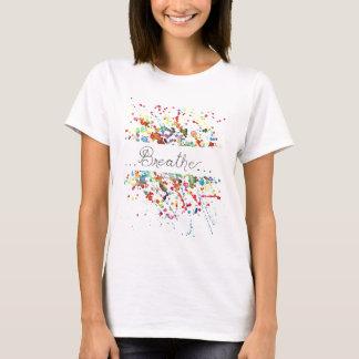 Atmen Sie T-Shirt