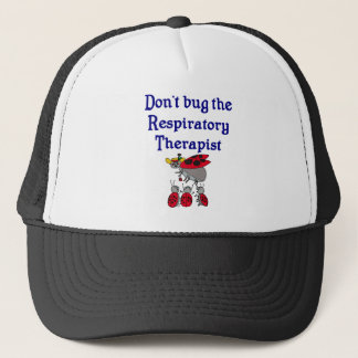 Atmungstherapeut-Hut Truckerkappe