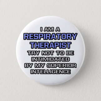 Atmungstherapeut-… überlegene Intelligenz Runder Button 5,1 Cm