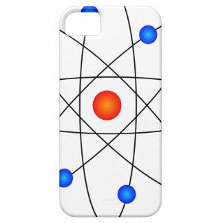 Atom-Modell iPhone 5 Case