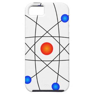 Atom-Modell iPhone 5 Schutzhülle