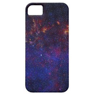 Atom-Muster iPhone 5 Etuis