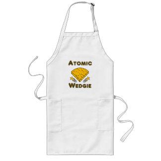AtomWedgie Cheesehead Koch und Handwerks-Schürze Lange Schürze