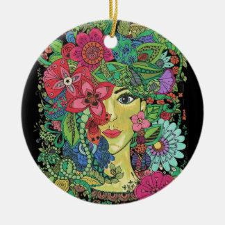 Attraktive Geschenke Keramik Ornament