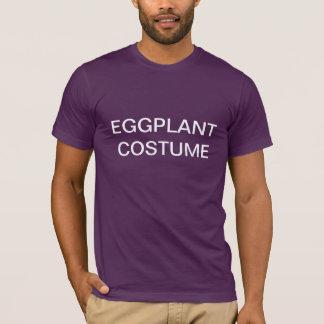 Auberginen-Kostüm T-Shirt