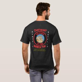 Auch Sauced zum Schweinefleisch-Team-Shirt T-Shirt