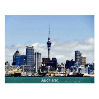 Auckland-Skyline Postkarten