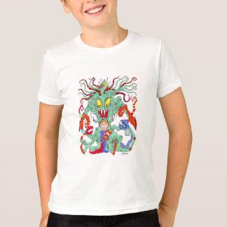 aucune une telle chose comme des monstres ! ! ! t-shirt