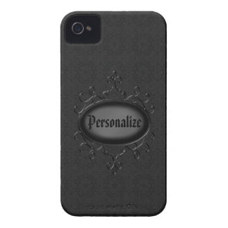 Audacieux vintage gothique de Blackberry de Coques iPhone 4 Case-Mate