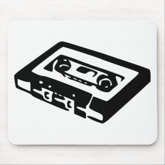 Audiokassette Mousepad