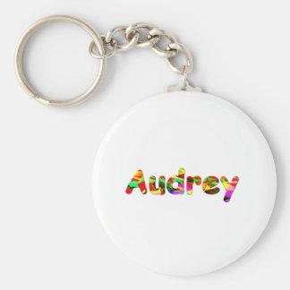 Audrey Schlüsselkette Schlüsselanhänger