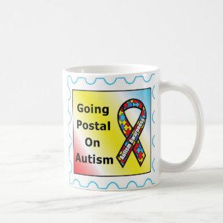 Auf Autismus, die Folge Post gehen Tasse