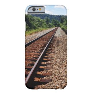 Auf dem Bahn-Telefon-Kasten Barely There iPhone 6 Hülle