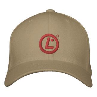 Auf Ziel LPI-Hut Bestickte Baseballkappe
