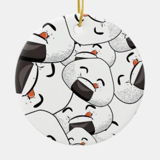 Aufenthalt nah an mir - lecker keramik ornament