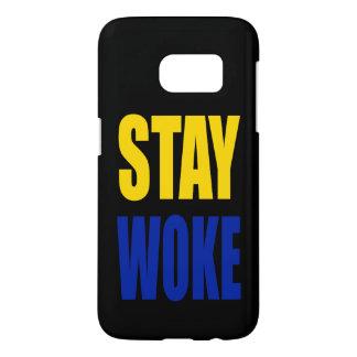 Aufenthalt weckte Samsungs-Fall - Schwarzes