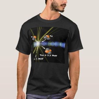 Aufflackern-Shirt eins T-Shirt