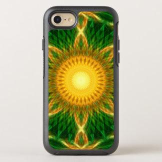 Aufflackern-Stern-Mandala OtterBox Symmetry iPhone 8/7 Hülle