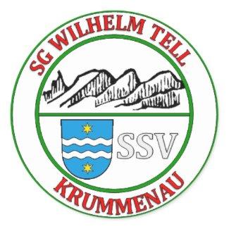 Aufkleber SG Wilhelm Tell