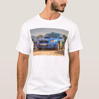 Aufkleber Subaru Impreza WTI SWRT T-Shirt