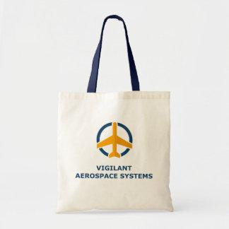 Aufmerksame LuftfahrtTaschen-Tasche mit Tragetasche