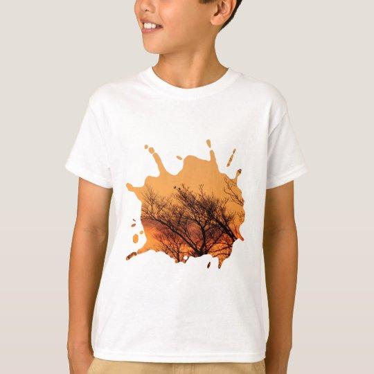 Aufpassen des Sonnenaufgangs T-Shirt
