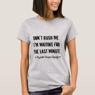 Aufschub-Königin-Grafik-T-Stück T-Shirt