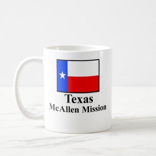 Auftrag-Trinkbehälter Texas McAllen Tasse