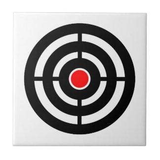 Auge auf dem Ziel - Bullaugen-Druck Keramikfliese