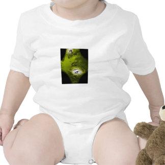 Auge kann sehen baby strampelanzug