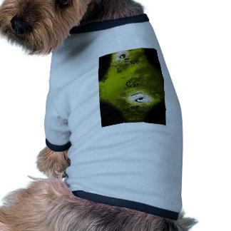 Auge kann sehen hunde t shirt