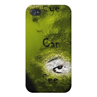 Auge kann sehen iPhone 4 hülle