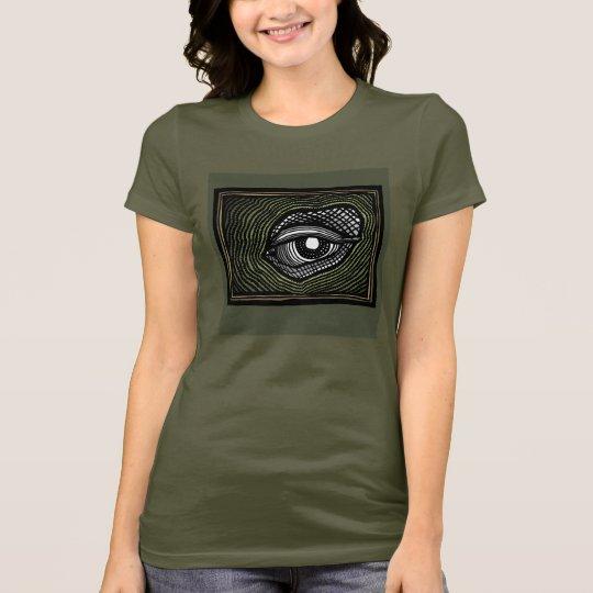 Auge von Providence-T-Stück durch ParanormalPrints T-Shirt