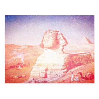 Augen der Ewigkeit Postkarte