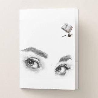 Augen für Sie Mappe