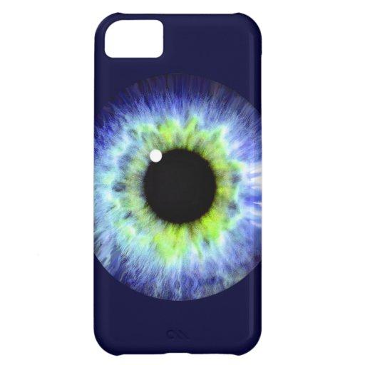 Augen-Telefon iPhone 5C Schale
