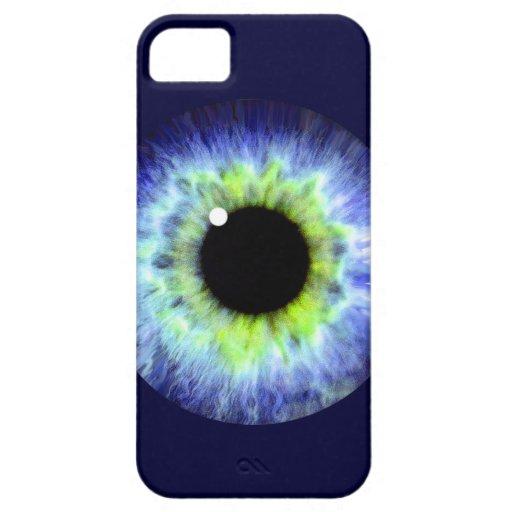 Augen-Telefon Schutzhülle Fürs iPhone 5