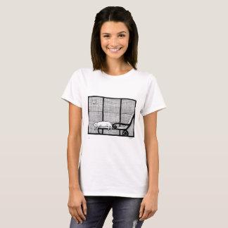 August-Katze T-Shirt
