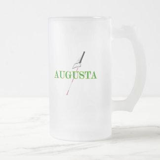 Augusta-Golf Mattglas Bierglas