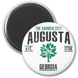 Augusta Runder Magnet 5,1 Cm