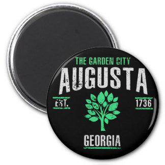 Augusta Runder Magnet 5,7 Cm