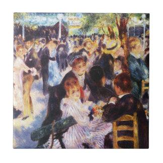 Auguste Renoir - tanzen Sie an La Galette Le Fliese