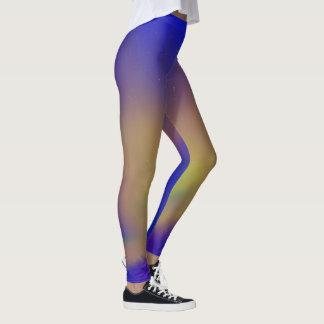 Aurora-Dunst Leggings
