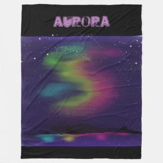 Aurora Fleecedecke