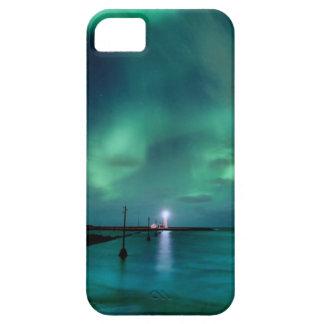 Aurora in Meer iPhone 5 Etui