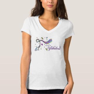 Aus dieser Welt heraus flach u. fabelhaft T-Shirt