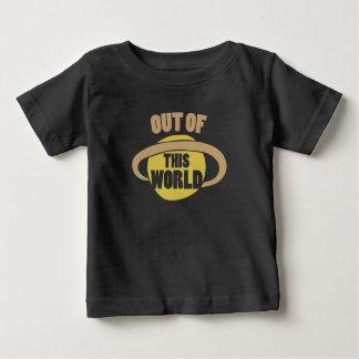 Aus dieser Welt Saturn heraus Baby T-shirt