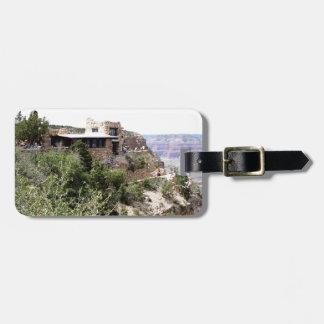 Ausblick-Studio, Grand- Canyonsüdkante Gepäckanhänger